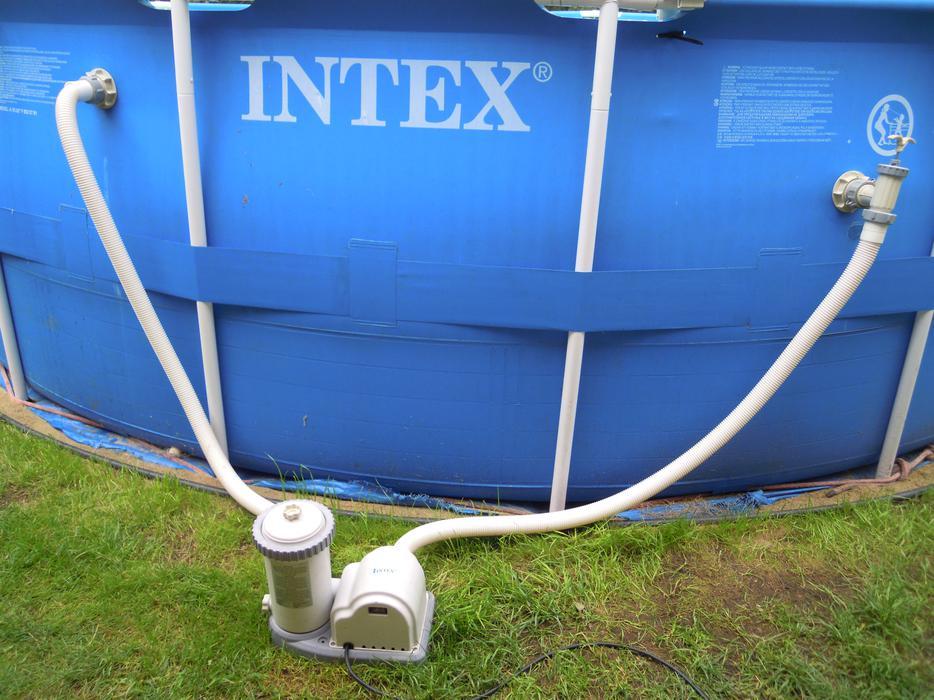 Intex 18 39 X 52 Swimming Pool Nanoose Bay Nanaimo Mobile