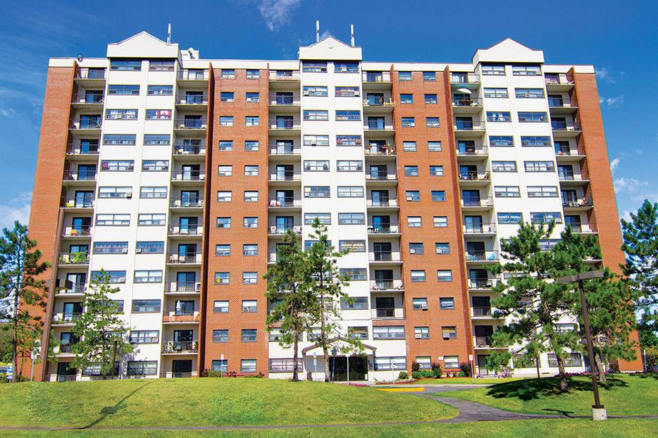 Renovated 2 bedroom apartment available immediately for 7 summerland terrace