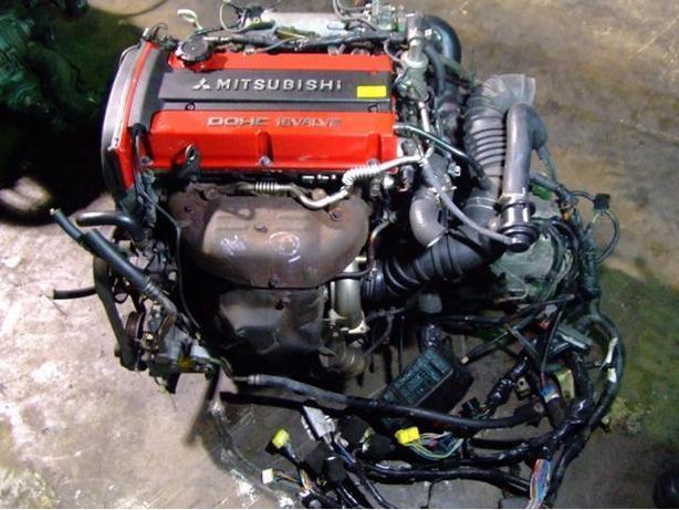 Mitsubishi 4g63t Engine Wiring Harness