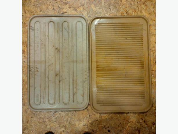 Rubbermaid bood trays 27 x 17 inches