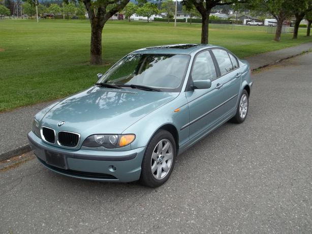 2002 bmw 325 xi all wheel drive outside nanaimo. Black Bedroom Furniture Sets. Home Design Ideas