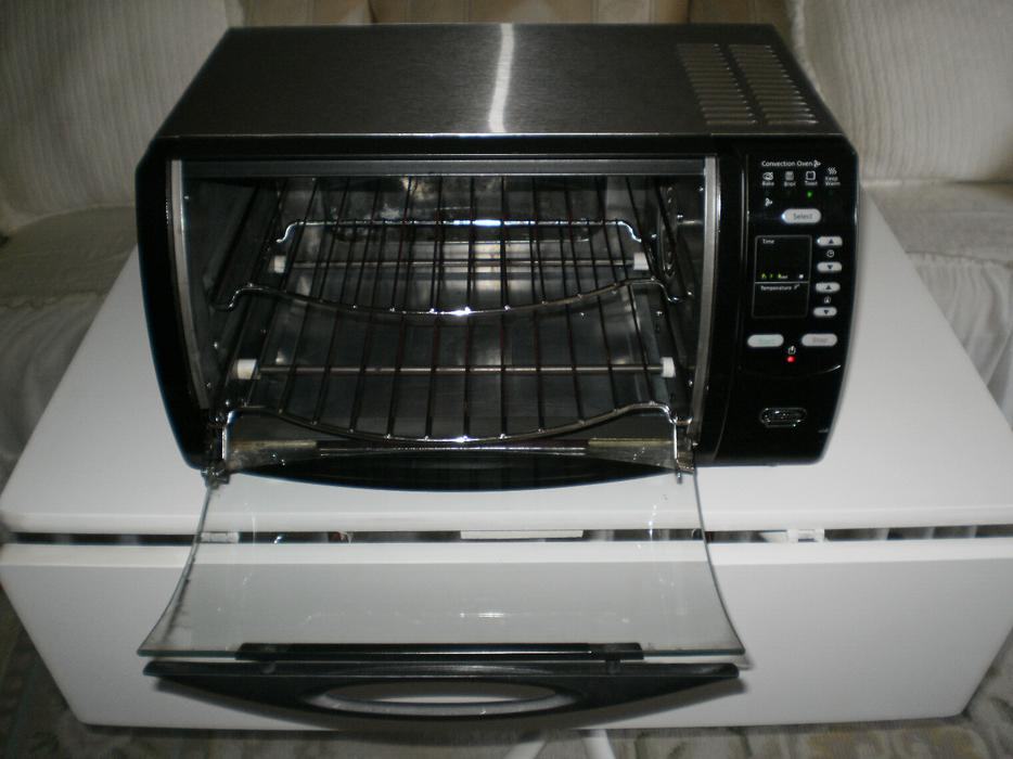 6 slice digital sunbeam stainless steel convection toaster oven nepean ottawa for Toaster oven stainless steel interior