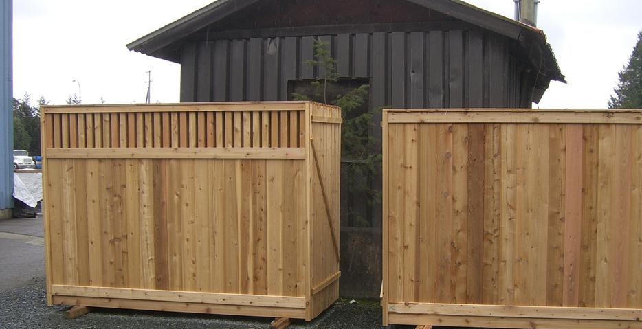 Cedar 6x8 Lattice Fence Panels On Sale 69 99 Bb Outside