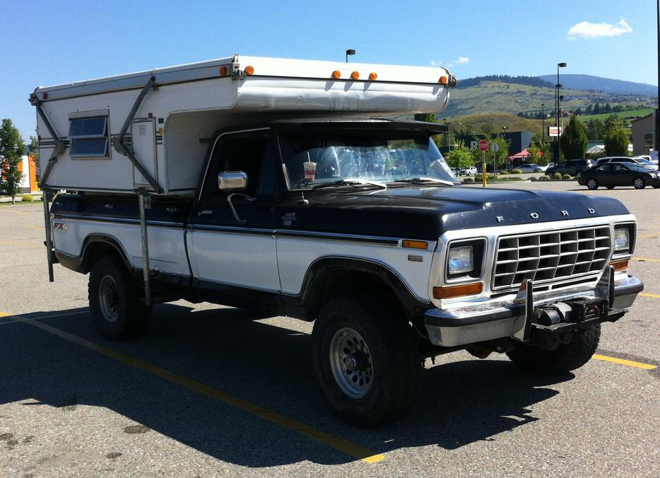 Ford F250 Amp Pop Top Camper Ford Is Built Like F350 Mill