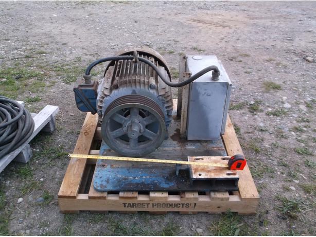 Baldor 50 hp electric motor qualicum nanaimo mobile for 50 hp dc motor