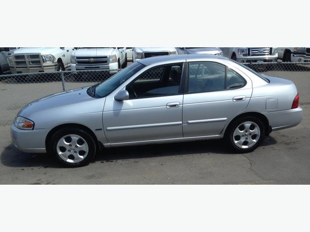 attractive 2005 nissan sentra special edition 5 sp silver low price north east calgary. Black Bedroom Furniture Sets. Home Design Ideas