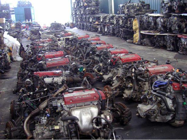 jdm engines, jdm transmissions, jdm parts, jdm front clips, imported from japan