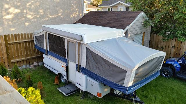 2008 Fleetwood Tent Trailer Rural Regina Regina Mobile