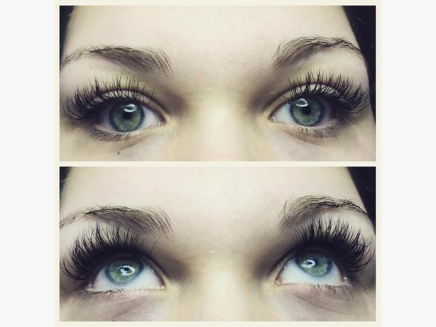Synthetic Eyelash Extensions Care 94