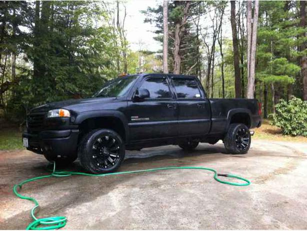 Wanted 33 Inch Tires On 18 20 Inch 8 Bolt Rims Victoria