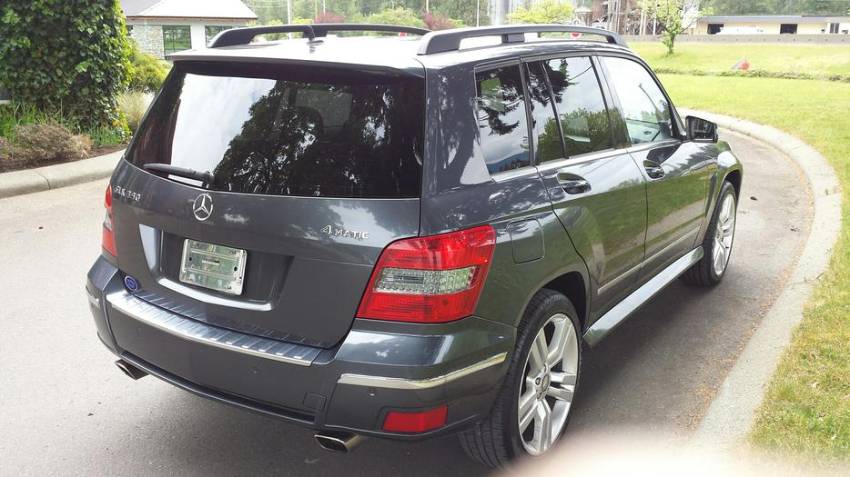2010 mercedes benz glk350 reduced to move outside for Mercedes benz bay ridge
