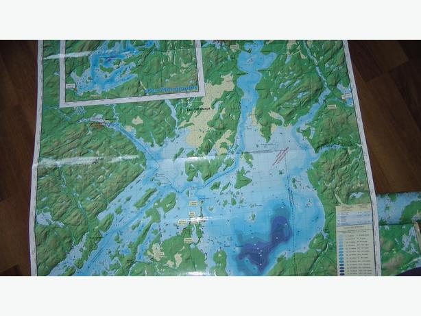 Fishing maps north quebec with point for walley and pike for West point fishing report
