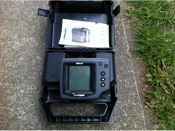 Portable Fish Finder Victoria City Victoria Mobile
