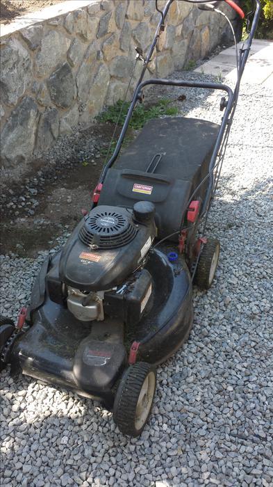 craftsman lawnmower with honda gcv 160 engine victoria. Black Bedroom Furniture Sets. Home Design Ideas