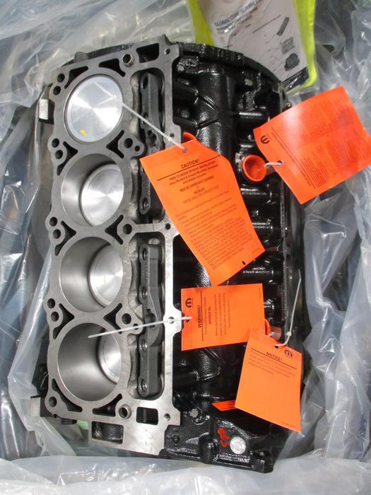 05 08 dodge rebuilt by chrysler 5 7l hemi mds short for Crate motor for dodge ram 1500