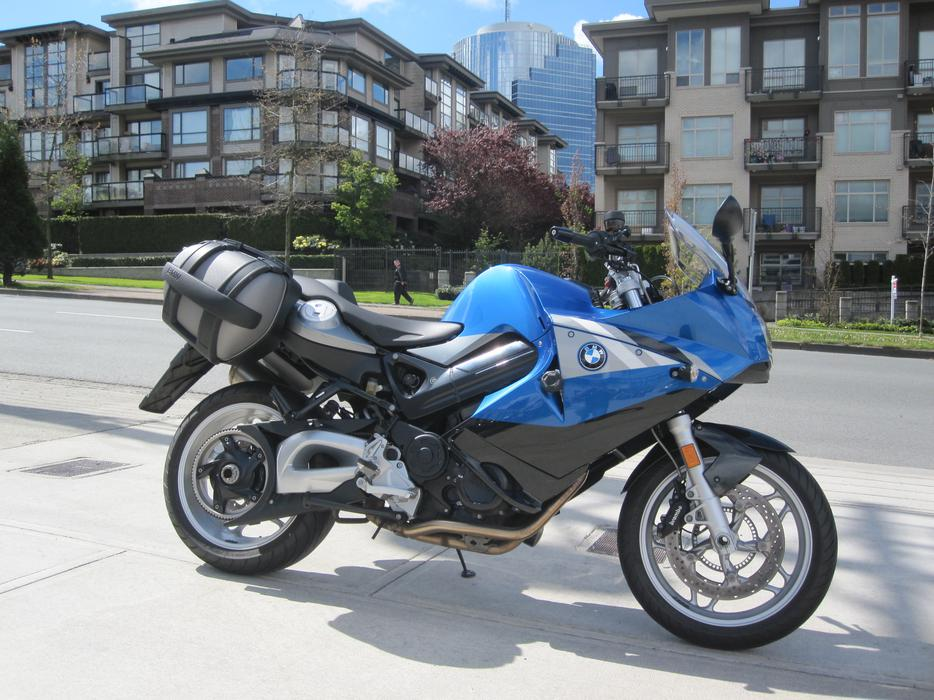 2012 Bmw F800st Surrey Incl White Rock Vancouver Mobile