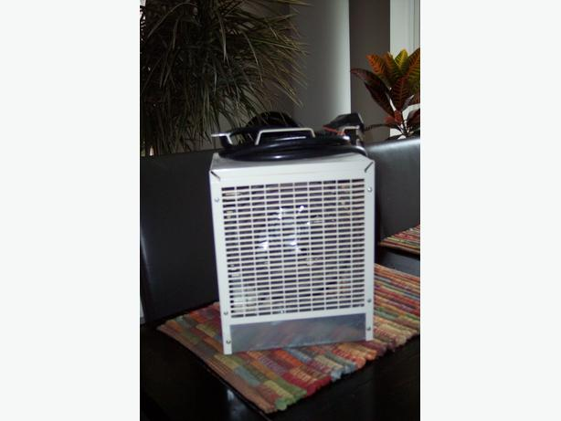 dimplex portable electric garage heater