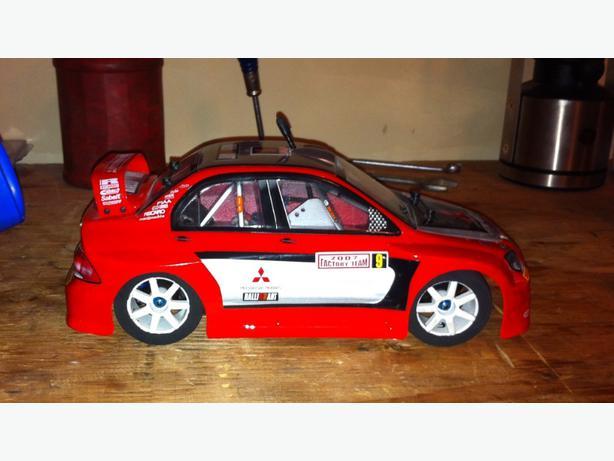 Associated Quot Mamba Quot 6500kv 18r 4x4 Drift Or Race Esquimalt