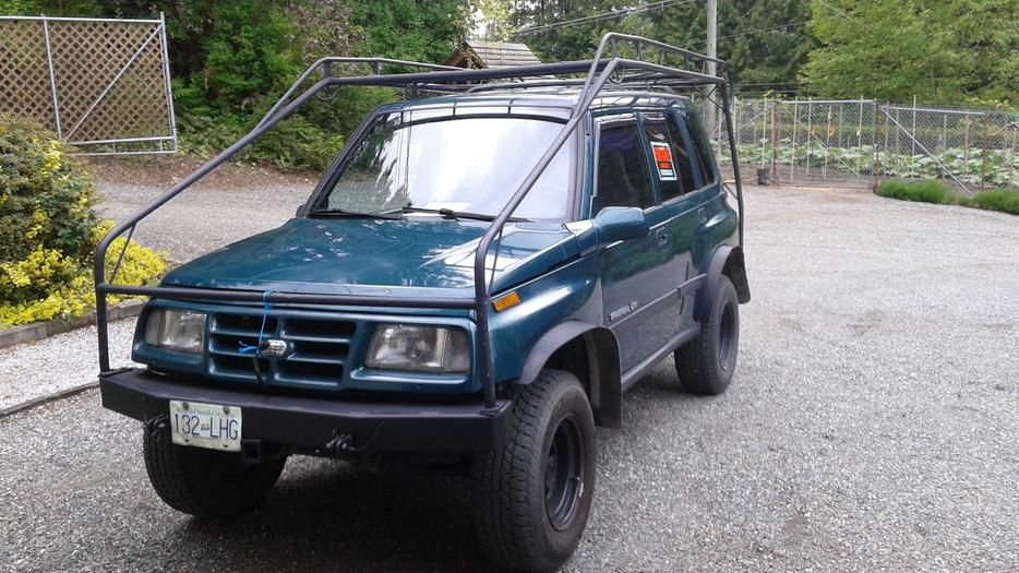 Tracker For Sale Vancouver Island