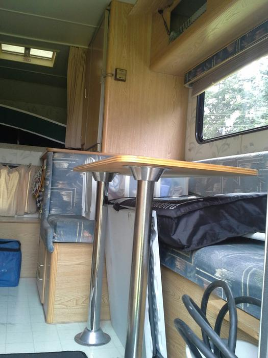 1993 Okanagan Truck Camper Central Saanich Victoria Mobile