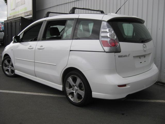 2007 Mazda 5 Power Sliding Doors 6 Passenger
