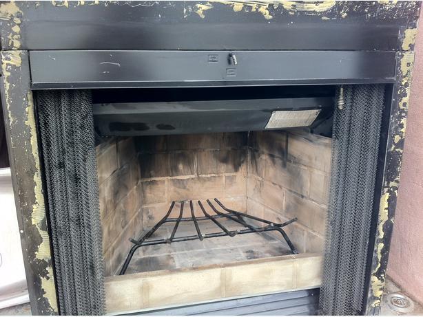 Wood Fireplace For Sale Used Central Regina Regina