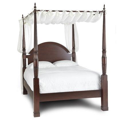 four poster bed herning size 4 poster bed from bombay company 29868