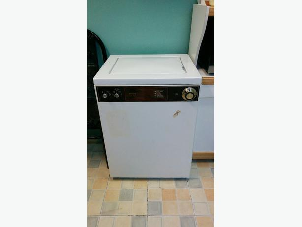 Kenmore Heavy Duty Apartment Sized Washer/Dryer 110v Central ...