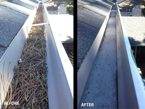 Gutter Cleaning Amp Roof Repair Misc Leaf Amp Debris Removal
