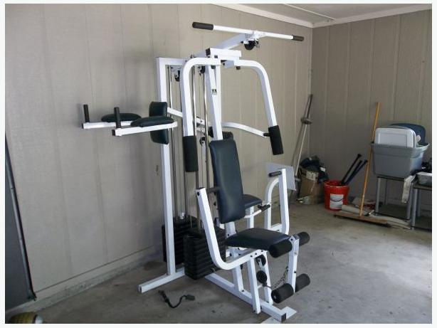 Weider pro home gym victoria city mobile