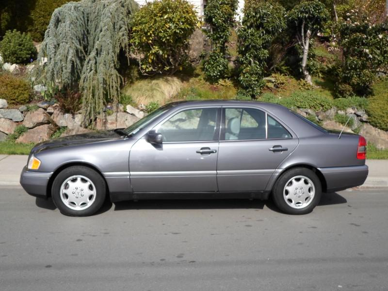 1996 mercedes benz c280 loaded auto esquimalt view for Mercedes benz bay ridge