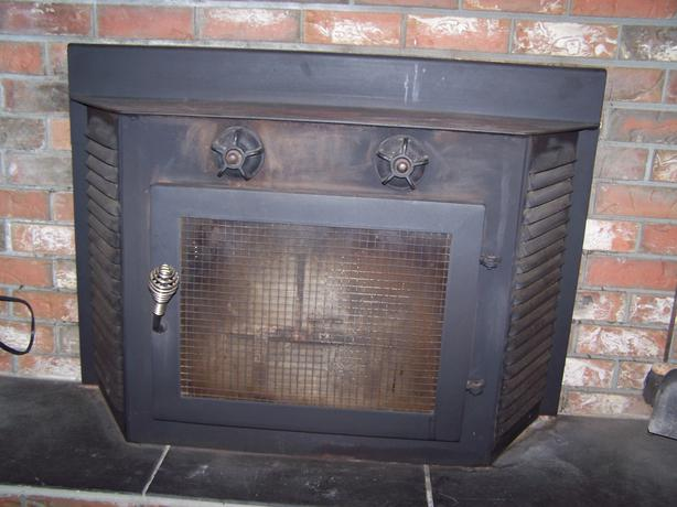 fireplace insert 40 like new outside nanaimo parksville