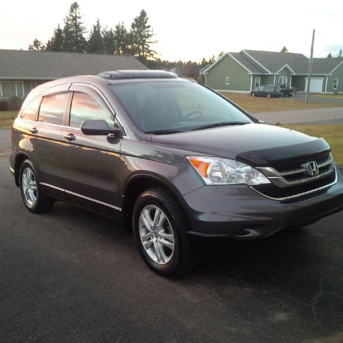 Honda crv ex l navi queens county pei mobile for Honda crv packages