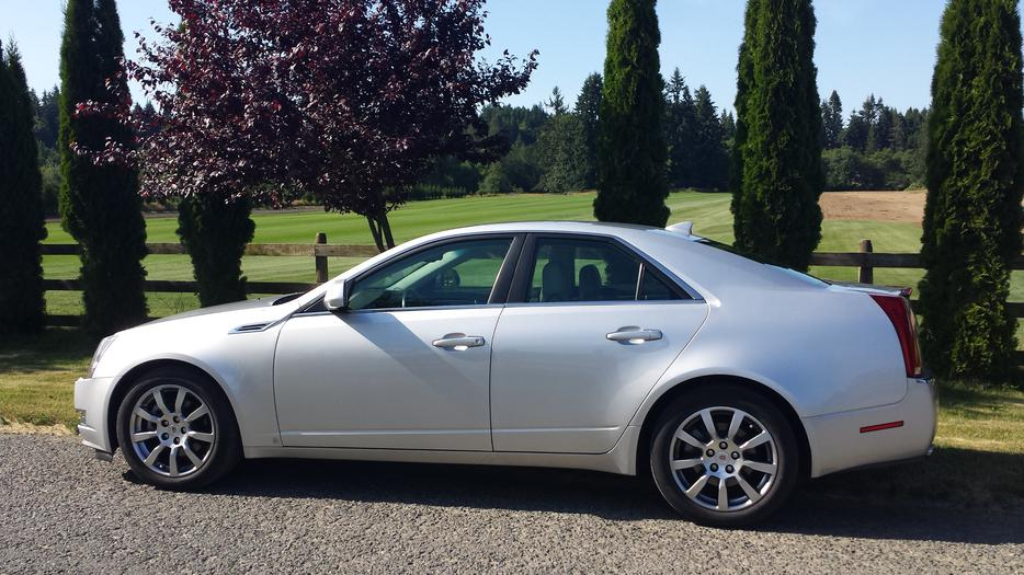 2009 cadillac cts 4 all wheel drive south nanaimo nanaimo for 100 rice terrace drive columbia sc