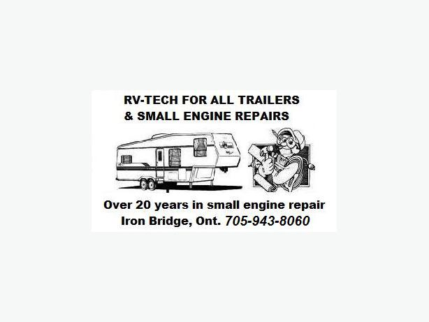 All Small Engine Repairs Amp Technician For All Trailers Etc