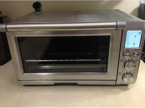 How Does Countertop Convection Oven Work : Breville BOV800XL convection oven. Works beautifully for baking ...