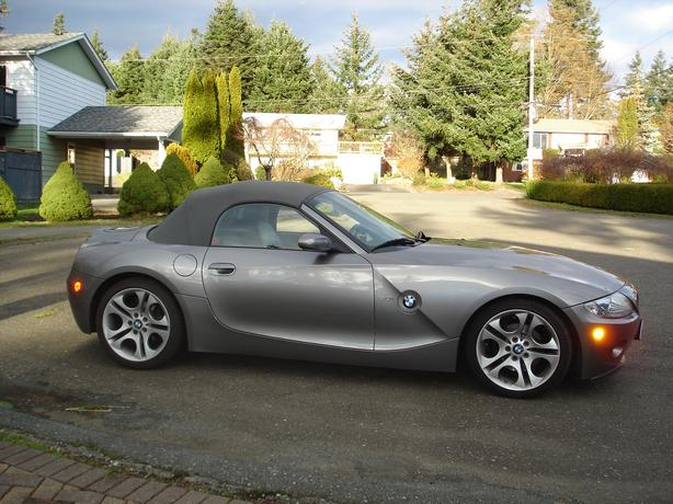 2005 Bmw Z4 3 0i Excellent Shape Comox Campbell River