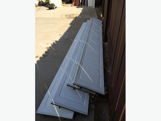 Garage door north regina regina for 16 foot garage door springs