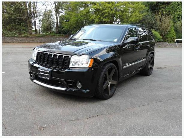 2007 JEEP GRAND CHEROKEE SRT8 Surrey (incl. White Rock ...