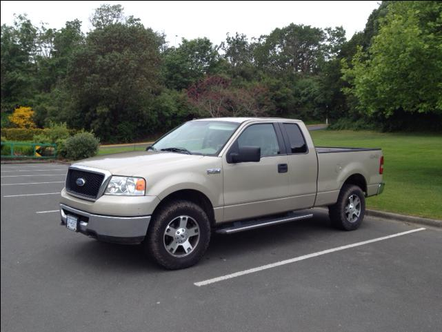 price reduced 2008 ford f 150 xlt 4x4 saanich victoria mobile. Black Bedroom Furniture Sets. Home Design Ideas
