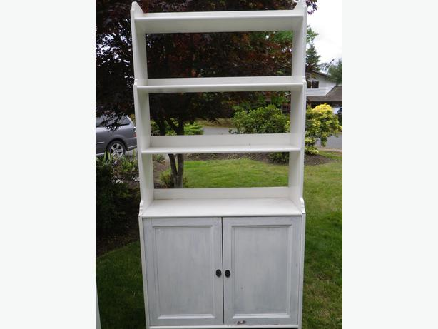 shabby chic furniture vancouver. shabby chic ikea leksvik bookcase wdoors furniture vancouver