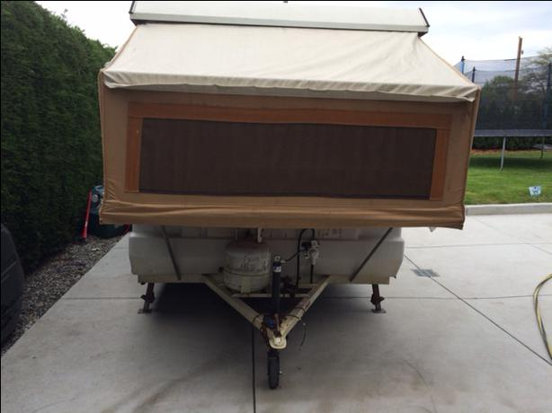 Original Offroad Walkabout Camper Trailer For Sale In FOUNTAIN GATE Victoria