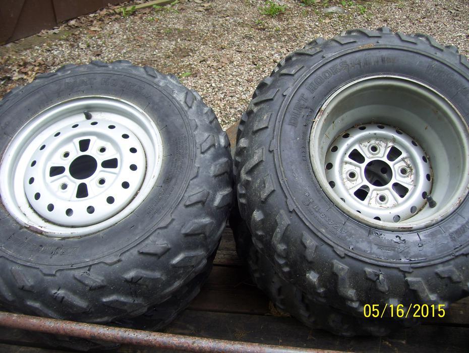 Yamaha Big Bear Tires