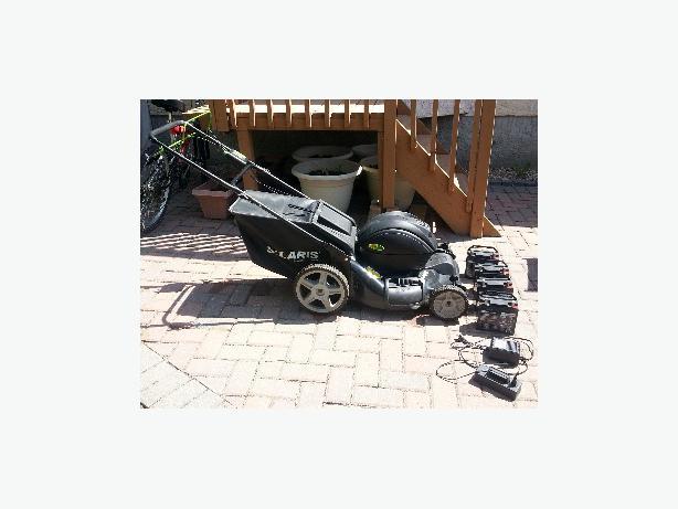 Cordless Electric Lawn Mower For Sale East Regina Regina
