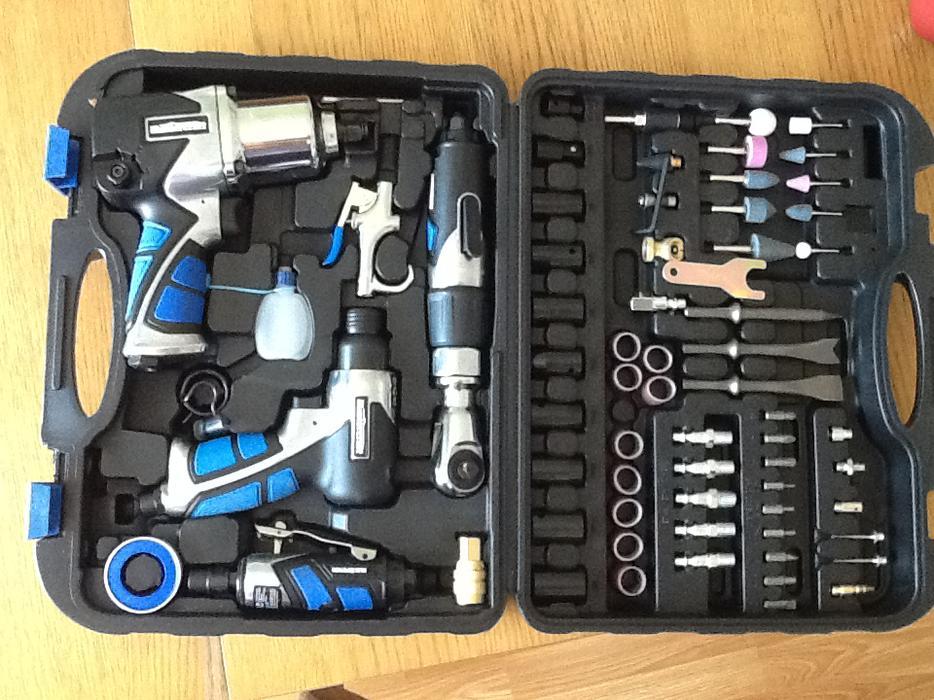 Air Tool Mastercraft Air Tool Kit