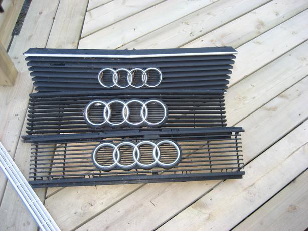 Audi 5000 Front Grill South Nanaimo Nanaimo