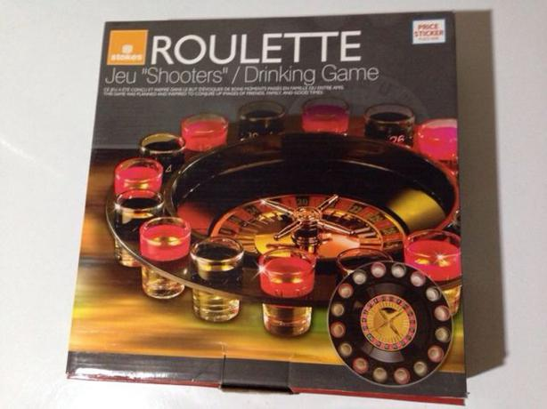 Wanted drink roulette