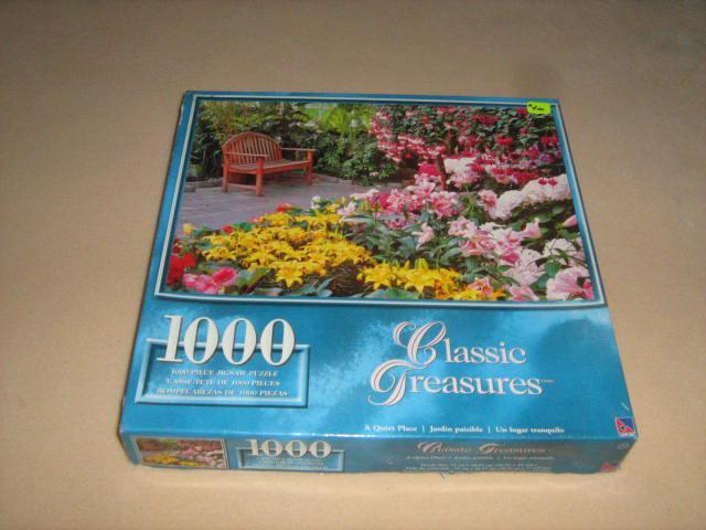 1000 PIECES JIGSAW PUZZLES Gloucester, Ottawa