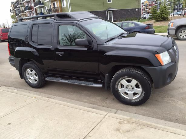 2005 nissan xterra suv north regina regina. Black Bedroom Furniture Sets. Home Design Ideas