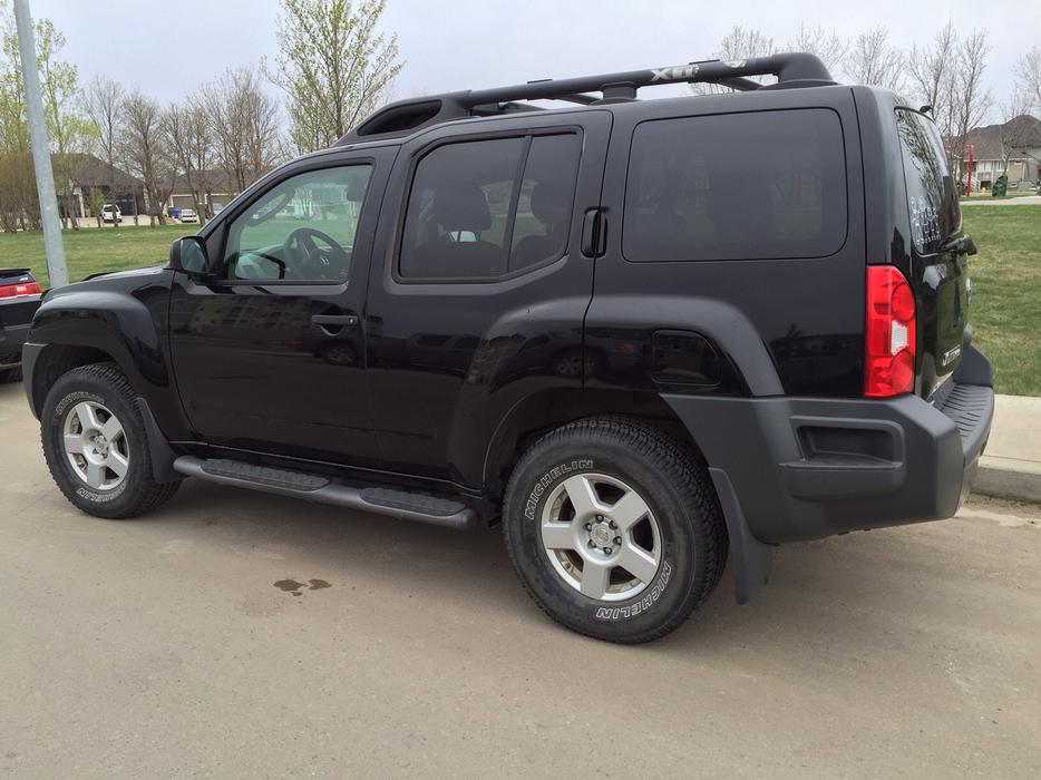2005 nissan xterra suv north regina regina mobile. Black Bedroom Furniture Sets. Home Design Ideas